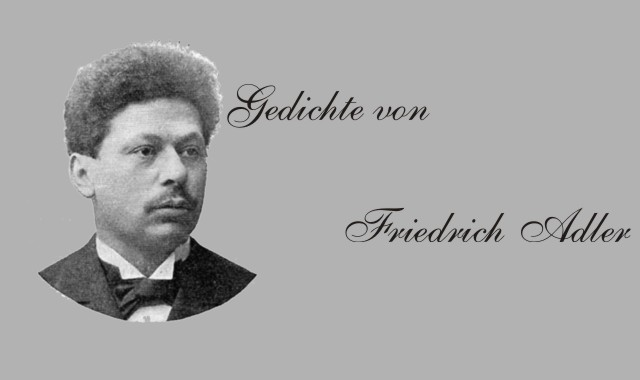 Blütenregen- Gedicht von Friedrich Adler