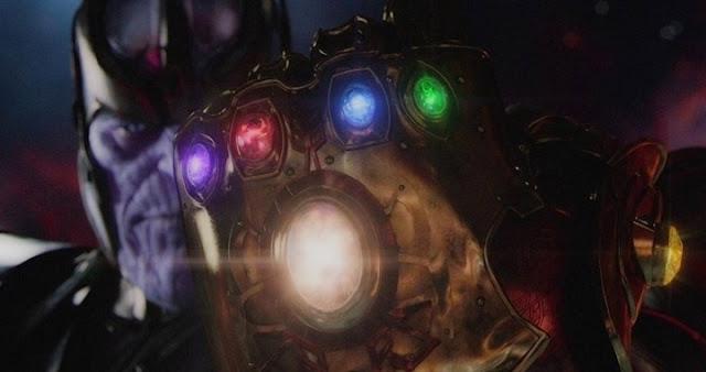 Thanos será el villano de Avengers: Infinity War