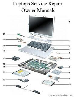 Servis Laptop