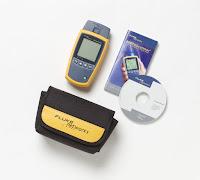 Jual Fluke Networks MS2-100 MicroScanner2 VDV and Network Cable Tester