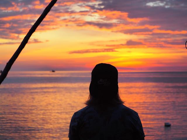 Sonnenuntergang Pangkor