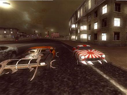 تحميل لعبة دهس الزومبي بالسيارات Armageddon Racers