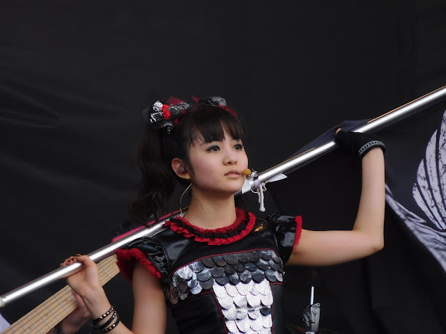 Biografi Moa Kikuchi, Tokoh Bertalenta Anggota BABYMETAL dan Grup Idola Sakura Gakuin