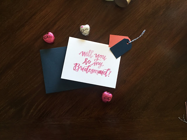 Will you be bridesmaid?