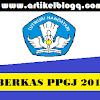berkas peserta ppgj 2018
