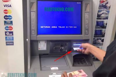 Cara Setor Tunai Bank BNI Tanpa Ke Teller 11