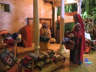 Sevilla - Belén de la Fundación Cajasol - Navidad 2016 - 12