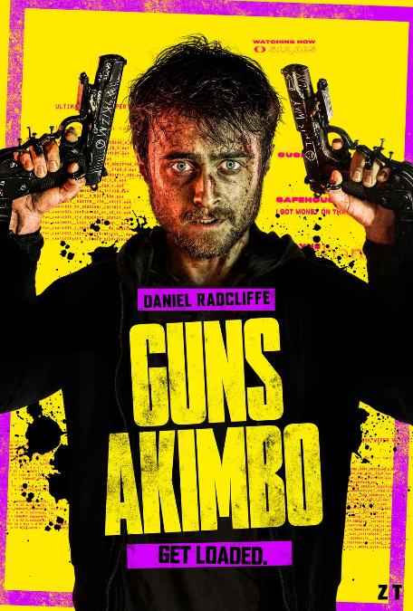 Guns Akimbo [HDRip] [Streaming] [Telecharger]