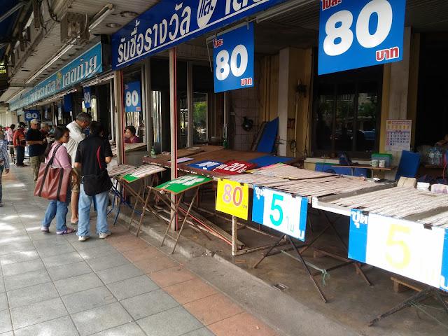 Бангкок шопинг