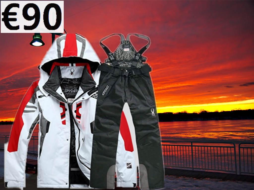 166d78a77 lyziarske bundy spyder oblečenie spyder dámske panske lacne vypredaj ...