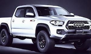 2018 Toyota Tacoma Car Mpg