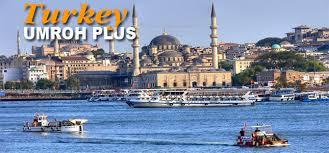 Paket Umroh Plus Turki Mei 2018