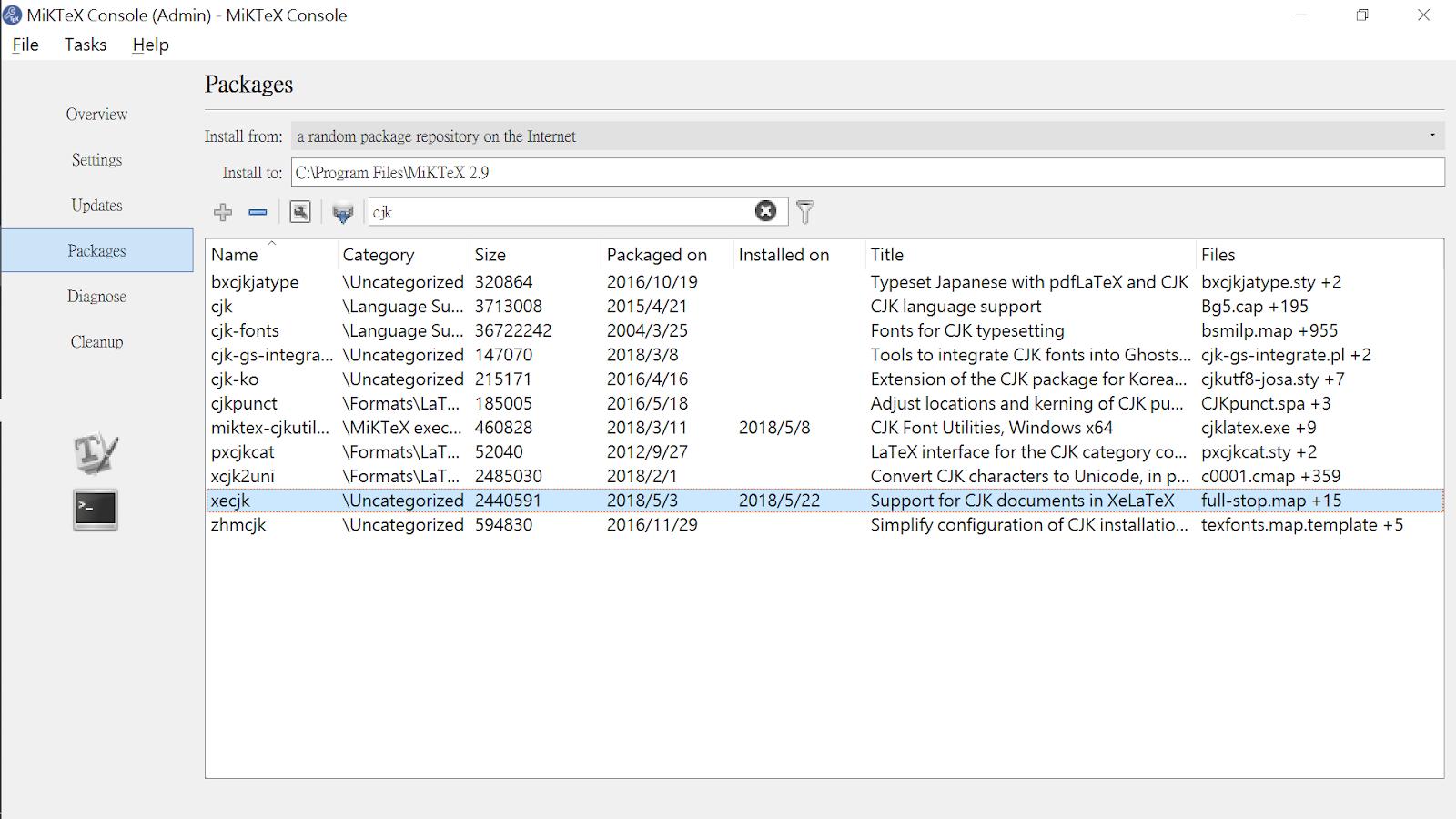 行有餘力則以學文: latex 在org mode 中的預覽,平台為windows