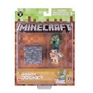 Minecraft Chicken Jockey Series 3 Figure