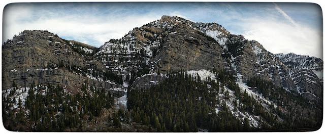 Cascade Mountains, Provo Canyon Utah