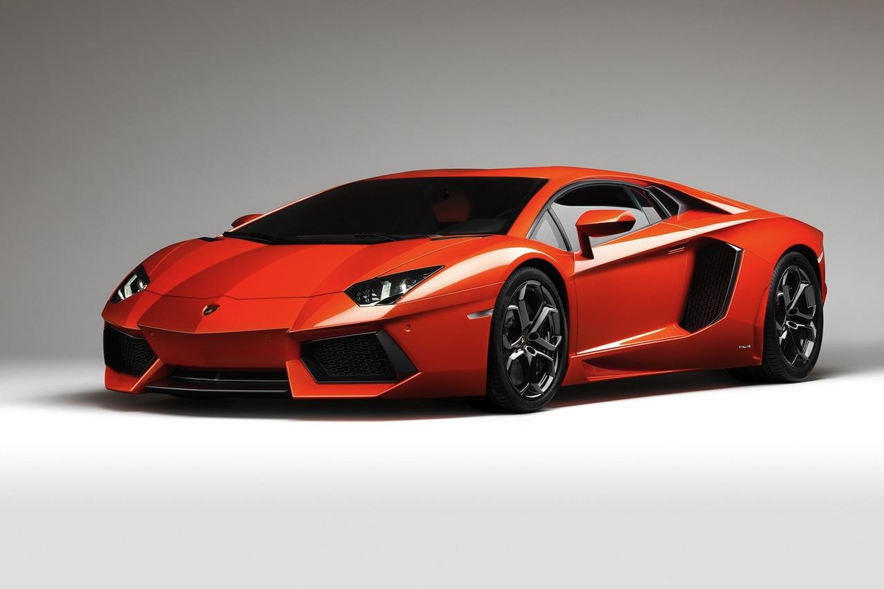 Hd-Car Wallpapers: Lamborghini Aventador Wallpaper