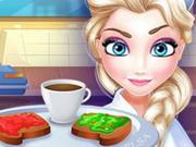 لعبة فطور ايلزا