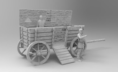 Hussite wagons picture 1
