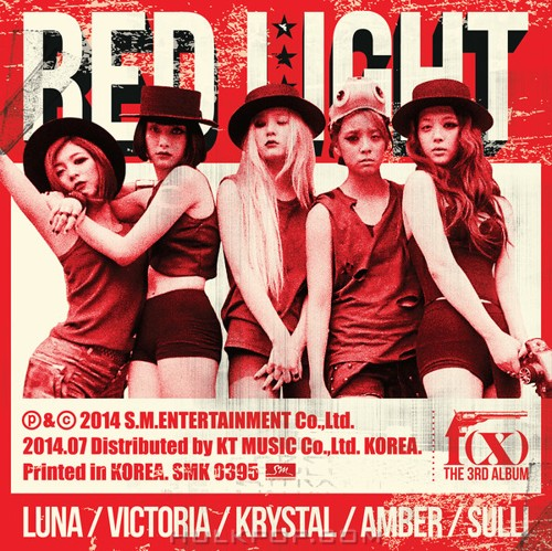 f(x) – The 3rd Album 'Red Light' (FLAC + ITUNES PLUS AAC M4A)