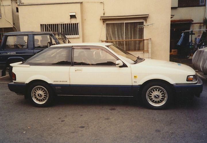 Mazda Etude