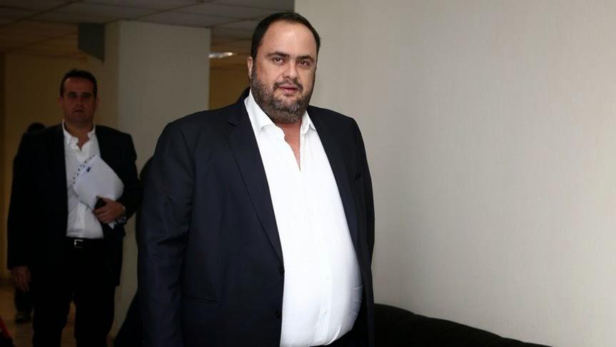 """Μαρινάκης: """"Κλείσαμε τον Αλαφούζο στο ασανσέρ αλλά μυαλό δεν έβαλε"""""""
