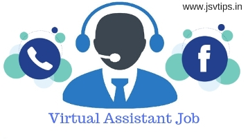 What is Virtual Assistant Job