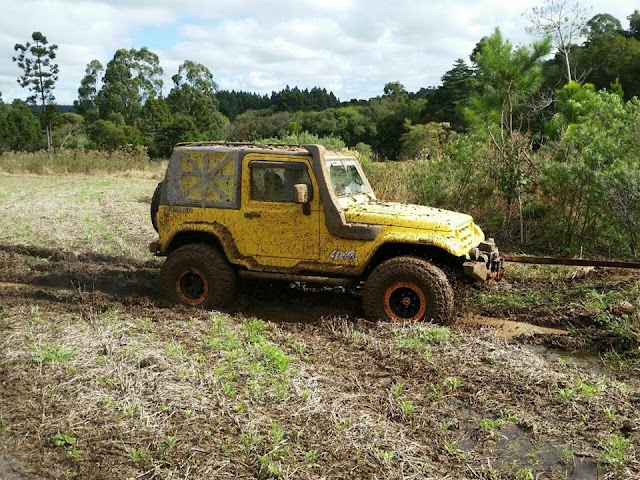 Jeep Club de Lages