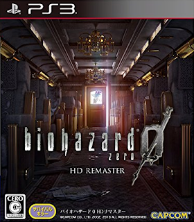 Resident Evil Zero HD Remaster PS3