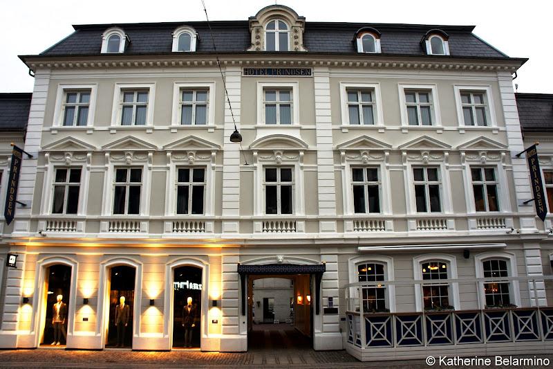Hotel Prindsen Roskilde Denmark