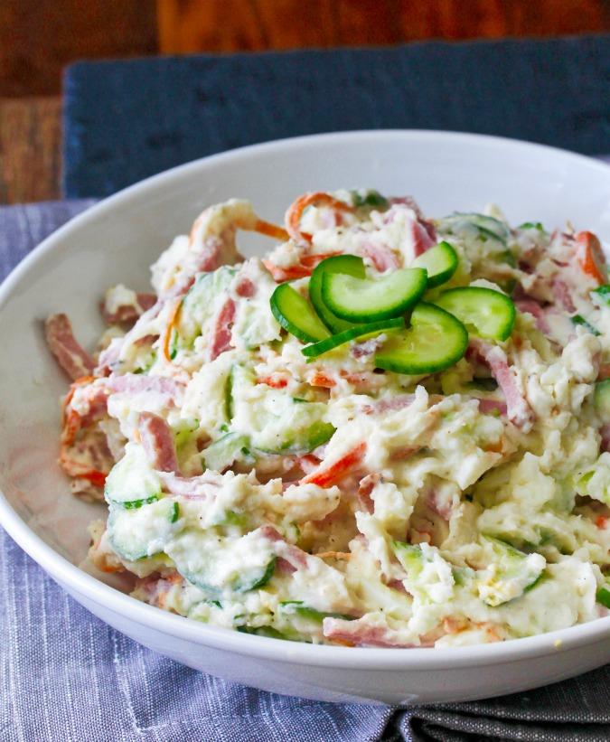 Japanese Potato Salad Recipe