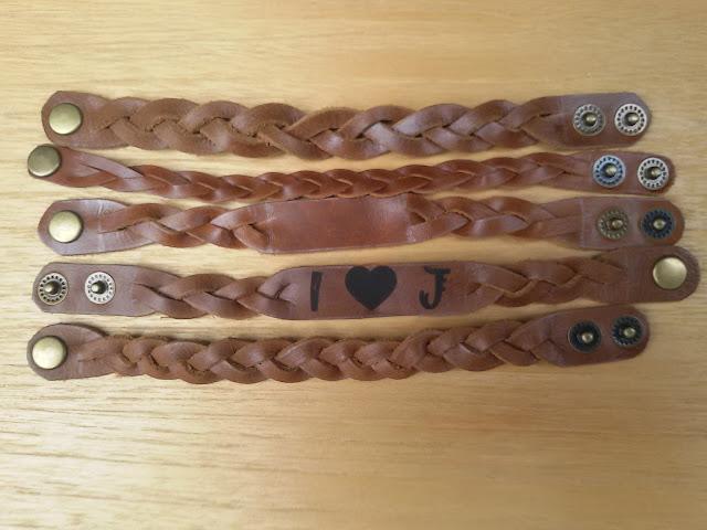 Aneka Handmade Gelang Kulit Asli