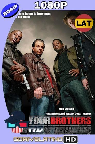 Cuatro Hermanos (2005) BDRip 1080p Latino-Ingles mkv