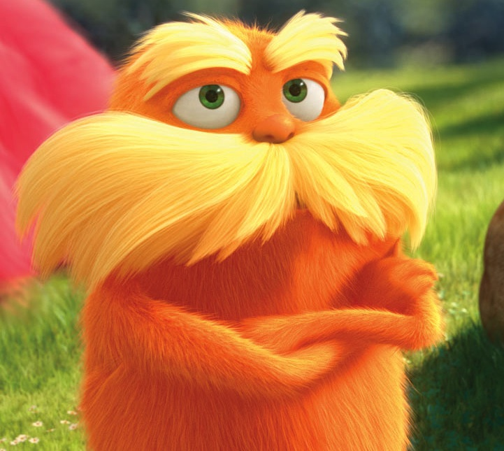 Dr Seuss The Lorax Movie Script: THE LORAX—3D Film Salutes Wilford Brimley