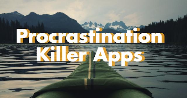 Apps which End Procrastination