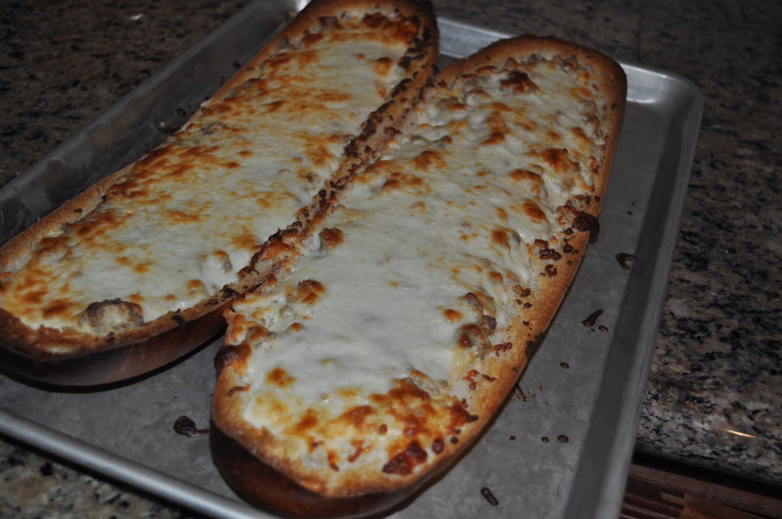 Beth's Favorite Recipes: Stuffed Italian Bread