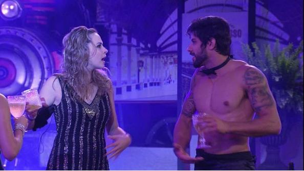 Ana Paula é expulsa do BBB após agressão