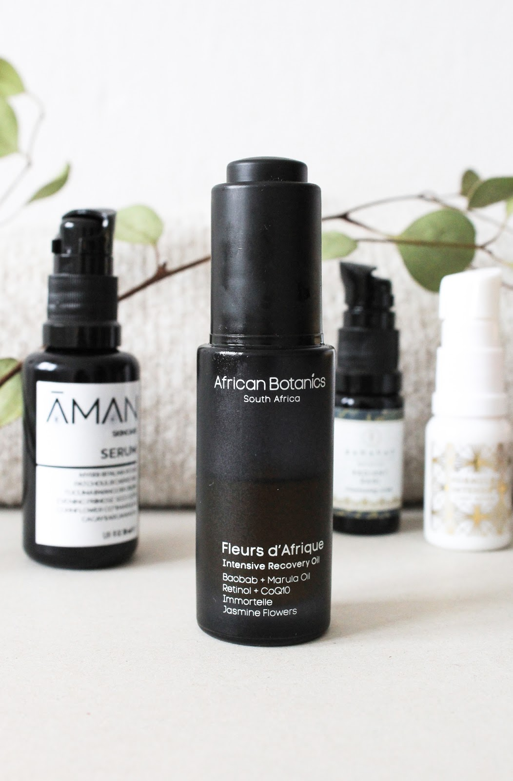 African Botanics Fleurs d'Afrique Intensive Recovery Oil Boxwalla Beauty Box