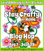 Stay Crafty at Home with LeighSB Designs