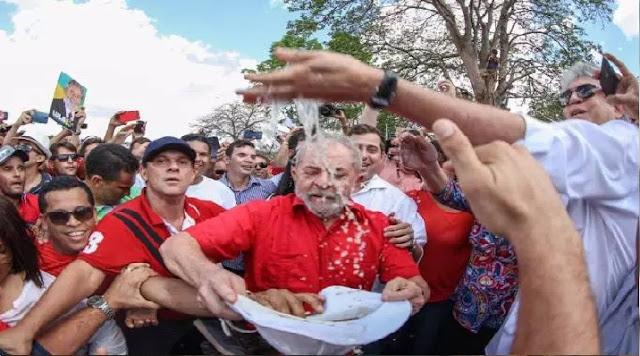 Lula: 'Eles que peçam a Deus para eu não ser candidato em 2018'
