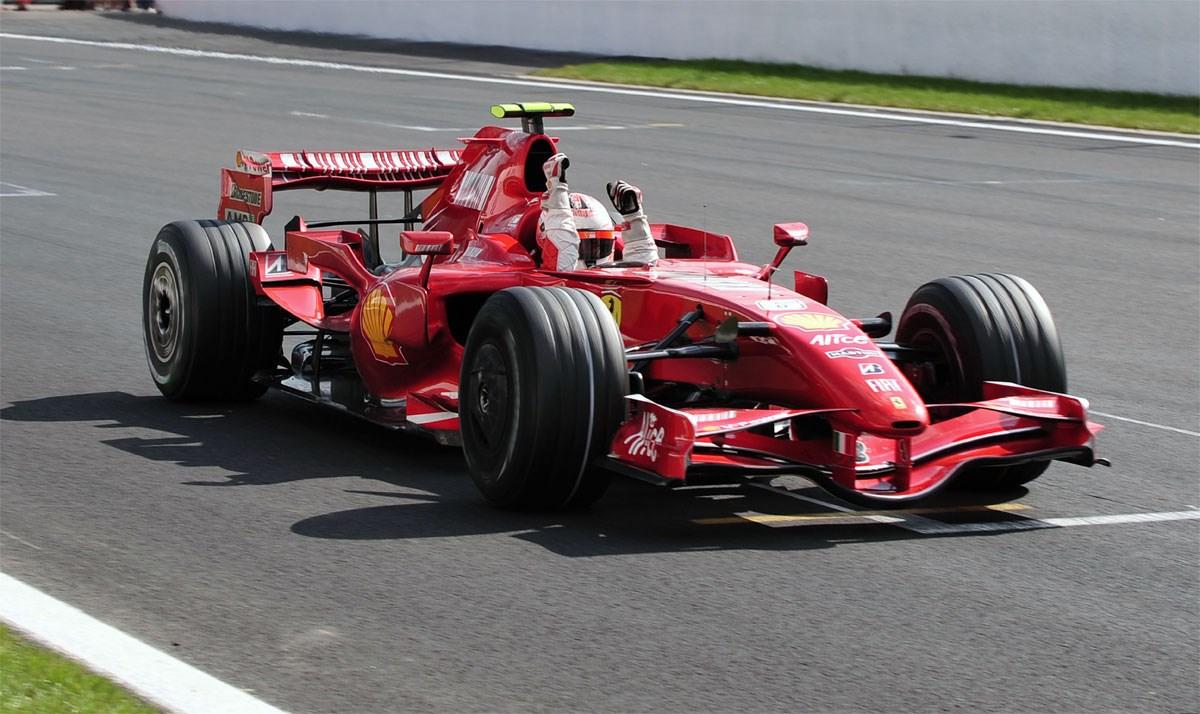 Kimi-Raikkonen-Ferrari-F2007-Belgijan-GP