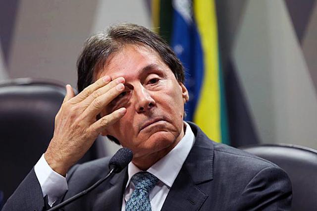 Dodge quer Eunício Oliveira e demais respondendo na 1ª instância
