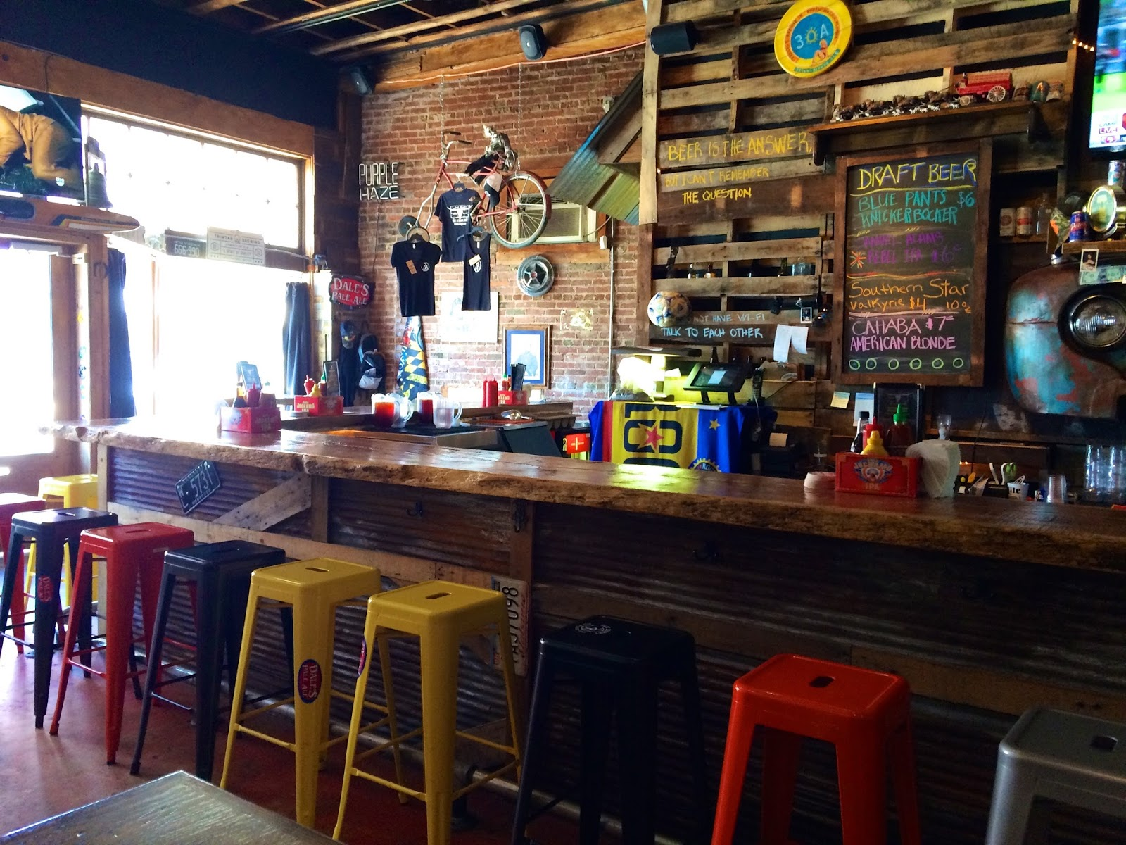 Jack Brown's Burger & Beer Joint {Birmingham, AL}