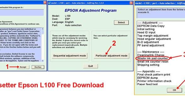 Top 12 Epson L382 Adjprog exe Free Download - Gorgeous Tiny