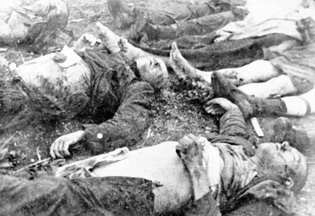 Жертвы НКВД
