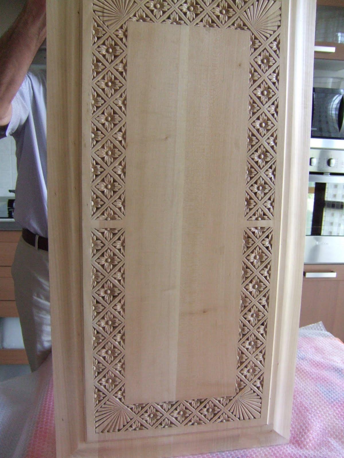 Chip carving intaglio del legno a coltello di rita - Pannelli decorativi murali ...