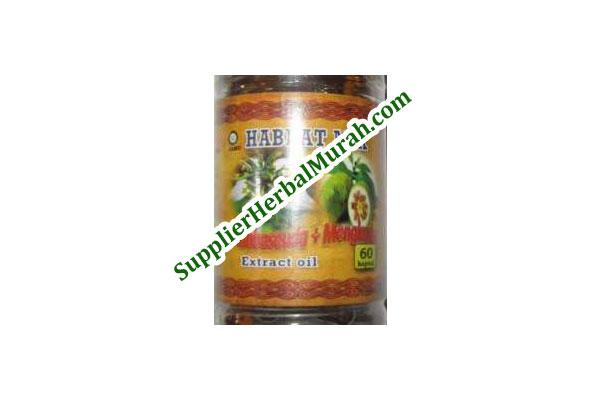 Extract Oil Habbasauda + Mengkudu