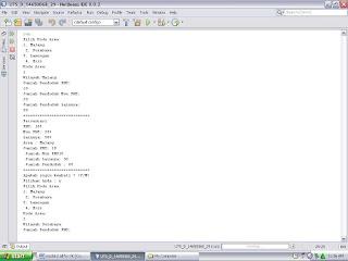 Contoh Source Code Java OOP dengan Inherance dan Enkapsulasi