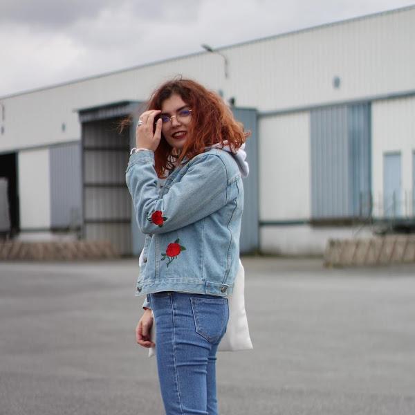 Total look jeans #GirlsDangers