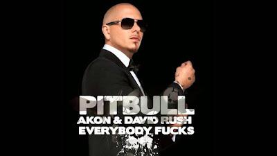 Pitbull Everybody Fucks - Ft. Akon David Rush Full Mp3 HD Video Download