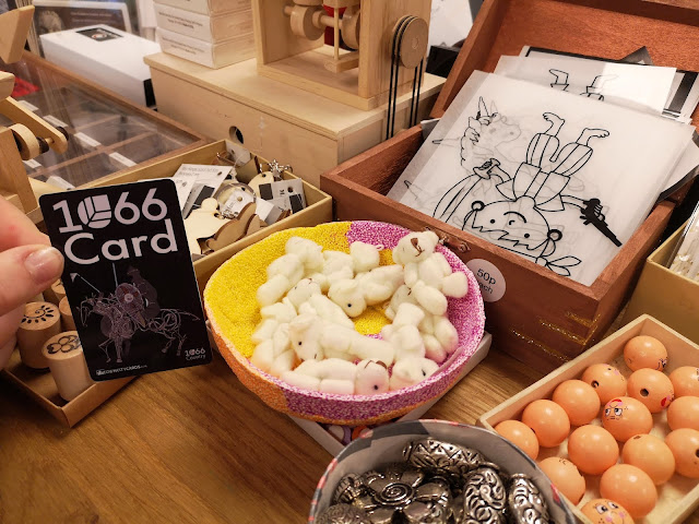 1066 card at crafty norman shop